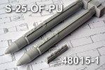 1-48-S-25-OF-PU-Unguided-Air-Launched-Rocket