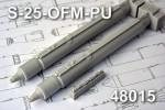 1-48-S-25-OFM-PU-Unguided-Air-Launched-Rocket