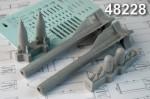 1-48-Kh-25MP1-Anti-radar-missile-AS-12-Kegler-with-passive-radar-HH-module-1VP
