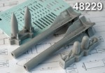 1-48-Kh-25MP-Anti-radar-missile-AS-12-Keglerwith-passive-radar-HH-module-2VP-set-contains-two-missiles-with-APU-68UM-launchers