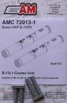 RARE-1-72-B-13L-122mm-rocket-launcher-2-pcs-
