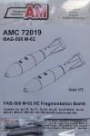 1-72-FAB-500-M-62-HE-Fragmentation-Bomb-2-pcs-