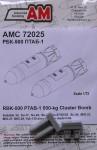 RARE-1-72-RBK-500-PTAB-1-Cluster-Bomb-2-pcs-