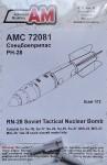 RARE-1-72-RN-28-Soviet-Tactical-Nuclear-Bomb