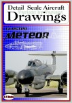 Drawings-for-Gloster-Meteor-scale-1-72