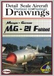 Drawings-for-MiG-21-Fishbed-1-72-incl-DVD