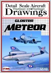 Drawings-for-Gloster-Meteor-scale-1-48