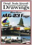 Drawings-for-MiG-23-1-48-incl-DVD