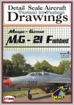 Drawings-for-MiG-21-Fishbed-1-48-Volume-3