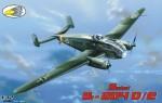 RARE-1-72-Siebel-Si-204D-E-Luftwaffe