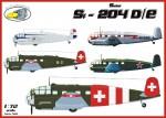 1-72-Siebel-Si-204D-E-PREDOBJEDNAVKA