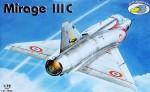 1-72-Mirage-IIIC-6x-camo-versions