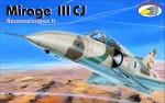 1-72-Mirage-IIICJ-Reco-II-3x-camo-versions