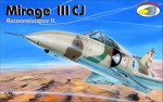 1-72-Mirage-IIICJ-Reco-II-3x-camo-versions
