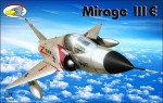 1-72-Mirage-III-E-6x-camo-versions