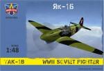 1-48-Yak-1B-WWII-Soviet-fighter