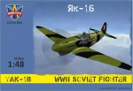 1-48-Yak-1B-WWII-Soviet-fighter