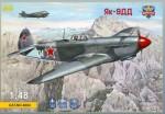 1-48-Yakovlev-Yak-9DD-Soviet-fighter
