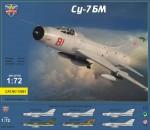1-72-Sukhoi-Su-7BM-Soviet-fighter-bomber