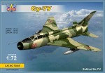 1-72-Sukhoi-Su-7U-Soviet-training-aircraft