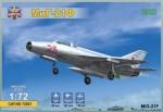 1-72-MiG-21F-Izdeliye-72-Soviet-superson-fighter