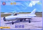 1-72-I-7U-Supersonic-interceptor-prototype
