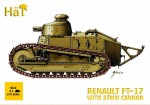 1-72-2-x-WWI-Renault-FT-17-with-37mm-cannon