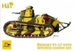 1-72-WWI-Renault-FT-17-with-Hotchkiss-machine