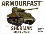 1-72-M4A3-Sherman-76mm