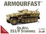 1-72-German-Sd-Kfz-251-9-Stummel