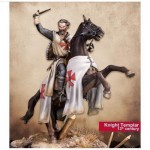 75mm-Knight-Templar-13th-Century-Mounted