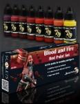 Blood-and-Fire-Red-Paint-set-sada-akrylovych-barev-8x17ml