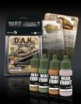 D-A-K-Deutsches-Afrika-Korps-Colours-for-AFV-sada-akrylovych-barev-4x17ml