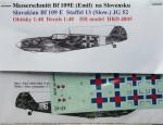 1-48-Bf-109E-Staffel-13-JG-52-Slovakia