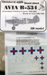 1-72-for-Avia-B-534-Slovak-AF-1940-44