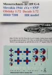 1-72-Bf-109G-6-Slovakia-1944