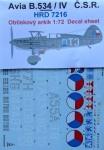 1-72-Avia-B-534-IV-Czechoslovakia