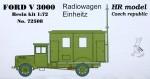 1-72-Ford-V-3000-Radiowagen-Einheitz