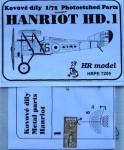 1-72-Hanriot-HD-I
