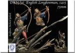 75mm-English-Longbowman-in-Azincourt