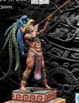 75mm-Mayan-Quetzal-Warrior
