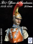 200mm-Officier-des-Carabiniers-1812-1815