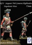 75mm-Sargeant-of-79th-Cameron-Highlanders