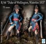 75mm-Duke-of-Wellington-at-Waterloo-1815