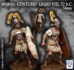 54mm-CENTURIO-LEGIO-VIII-Gallic-Wars-52-bC-