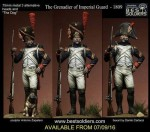 75mm-The-Grenadier-of-Imperial-Guard-1809