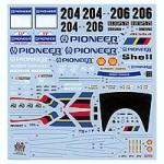 1-24-Pioneer-Peugeot-405T16-1989