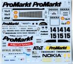 1-24-ProMarkt-C-1994-Decal-Set-for-Tamiya