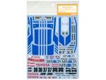 1-24-Minolta-Supra-1987-88-Decal-Set-for-Tamiya