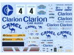 1-24-Clarion-Delta-1989-Sweden-Decal-Set-for-Hasegawa